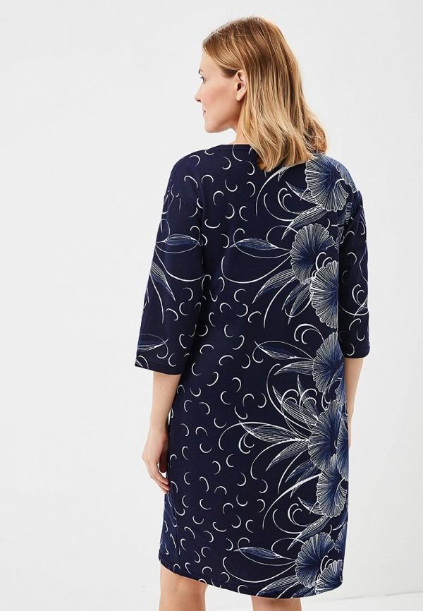 Платье Olsi цвет синий  Фото 3
