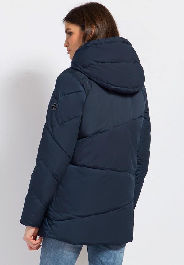 Куртка утепленная Finn Flare цвет синий  Фото 3