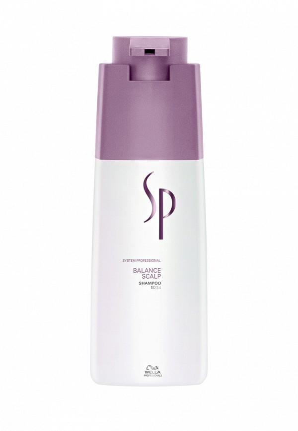 Шампунь для чувствительной кожи головы Wella SP 250 мл
