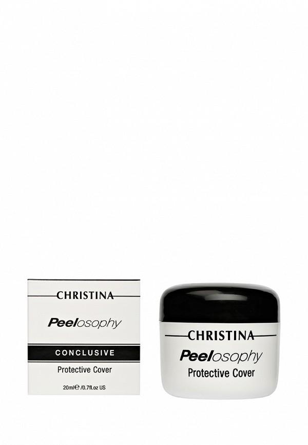 Постпилинговый защитный крем Christina Peelosophy - Cистема пилингов (домашний уход) 20 мл