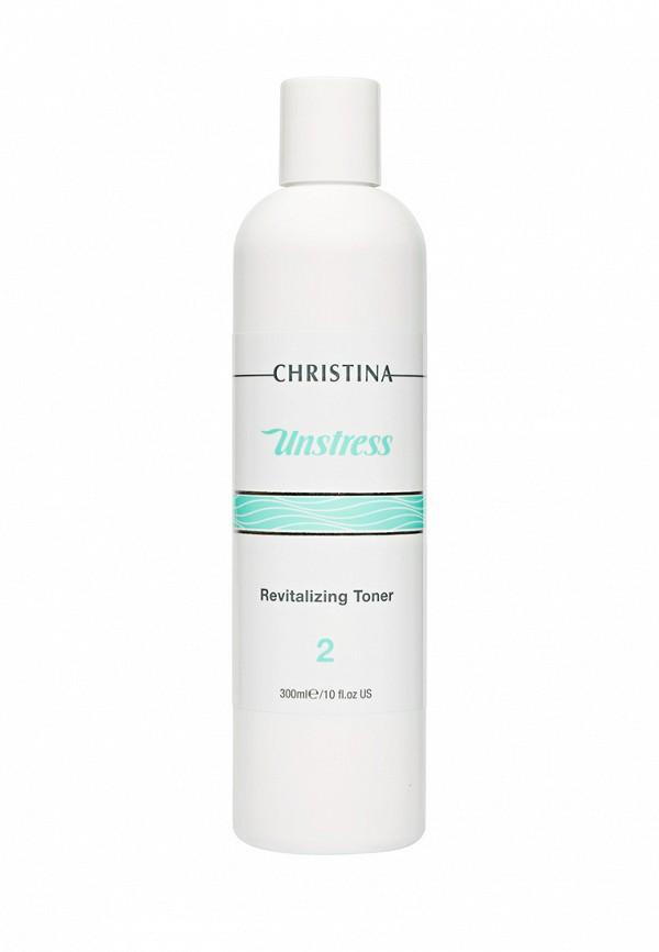 Тоник восстанавливающий Christina Unstress 300 мл
