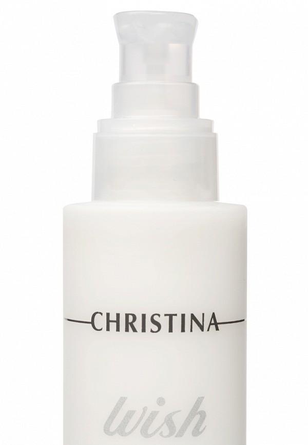 Нежное очищающее молочко Christina Wish - Коррекция возрастных изменений