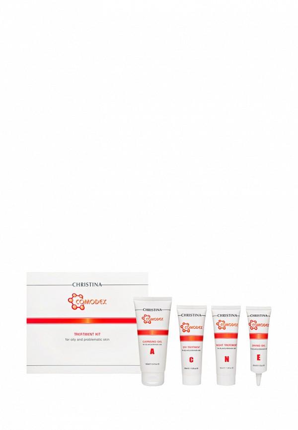 Набор для лечения проблемной кожи Christina Comodex - Уход за жирной и проблемной кожей 230 мл