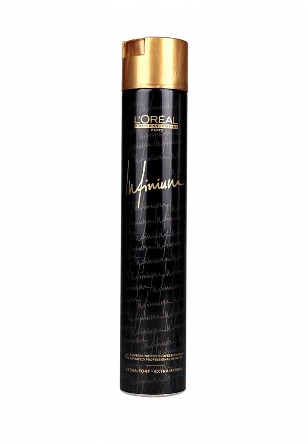 Лак экстра-сильной фиксации LOreal Professional Infinium Crystal - Профессиональные лаки для волос