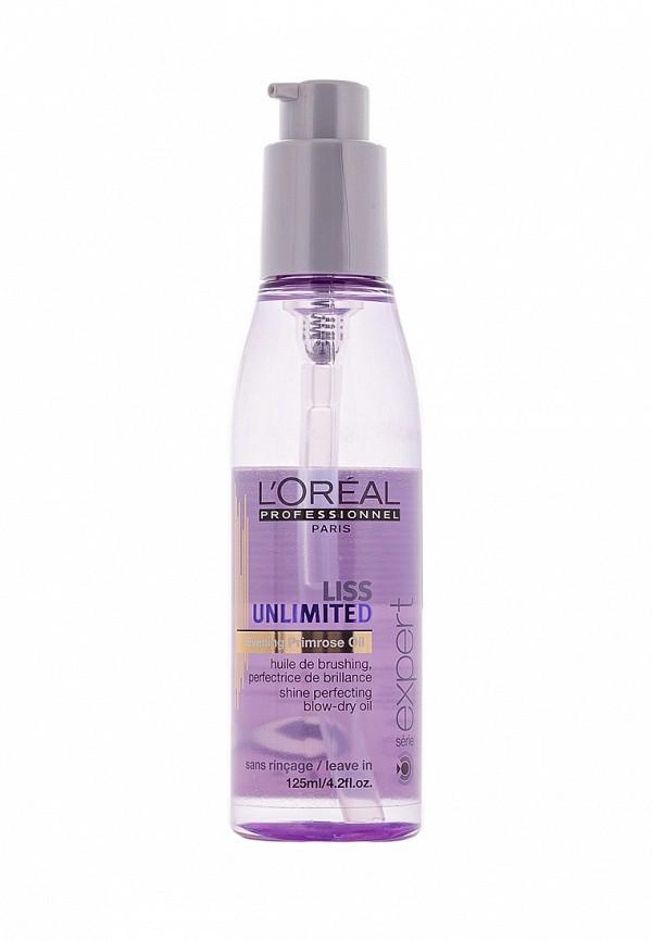 Термо-масло для гладкости LOreal Professional Liss Unlimited - Для контроля и дисциплины непослушных волос
