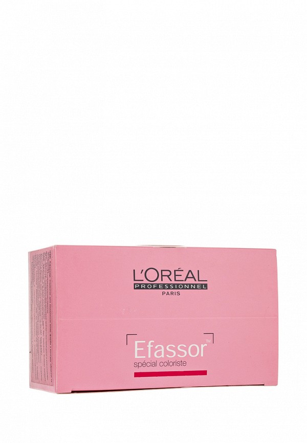 Салфетки для удаления краски LOreal Professional Обесцвечивающие средства и средства для декапирования