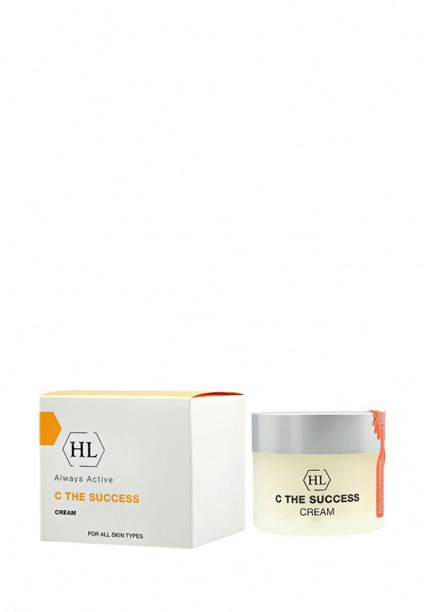 Увлажняющий крем Holy Land C The Success - Линия с витамином C для волос и кожи лица 50 мл