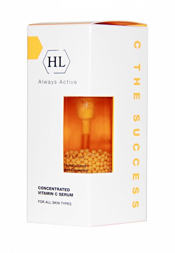 Подтягивающие милликапсулы Holy Land C The Success - Линия с витамином C для волос и кожи лица 30 мл