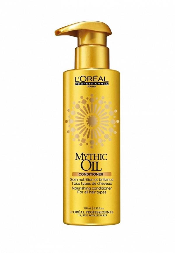 Кондиционер питательный LOreal Professional Mythic Oil - Для защиты, блеска и питания волос