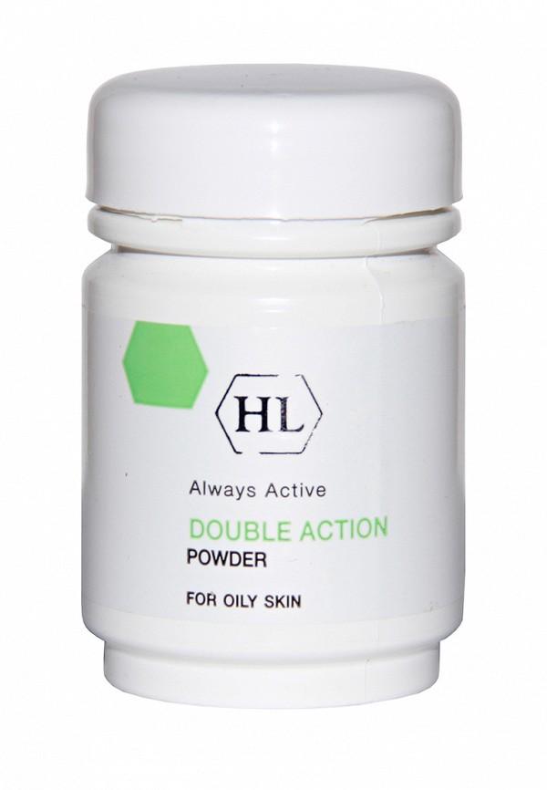 Защитная пудра Holy Land Double Action - Линия для жирной кожи лица 45 мл