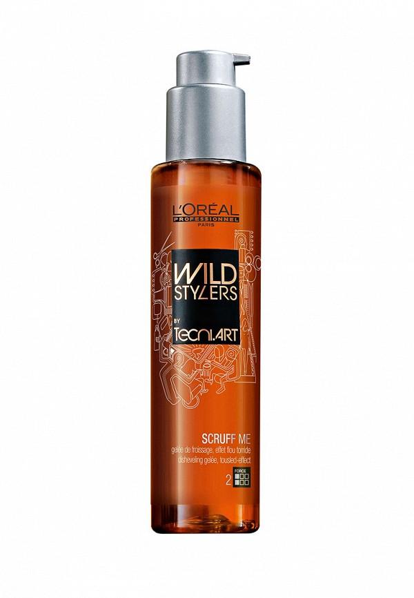 Желе для создания эффекта взъерошенных волос LOreal Professional Tecni.art Wild Stylers - Стайлинг коллекция