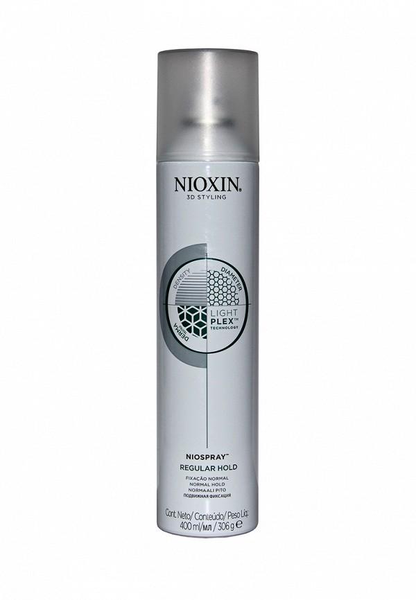 Лак спрей подвижной фиксации Nioxin 3D Styling - Стайлинг волос 400 мл