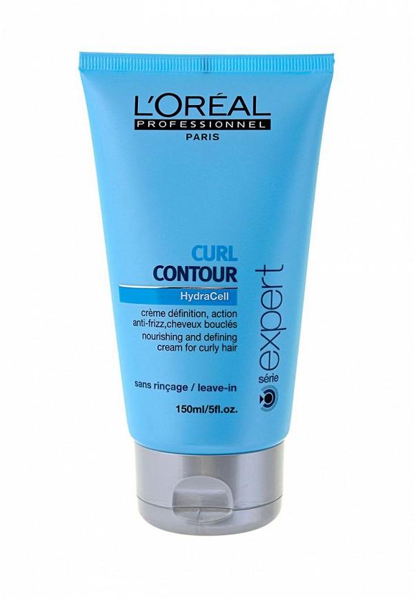 Крем для четкости контура завитка LOreal Professional Expert Curl Contour - Для вьющихся волос