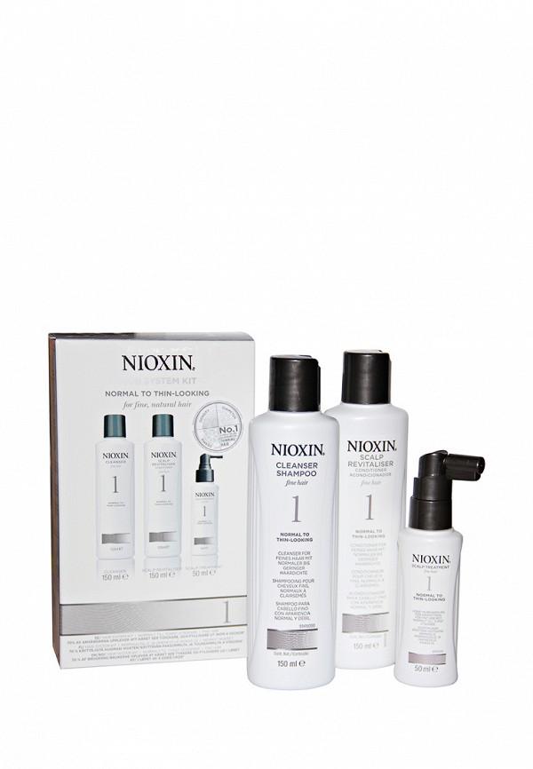 Набор Система 1 Nioxin для тонких натуральных волос склонных к выпадению 350 мл
