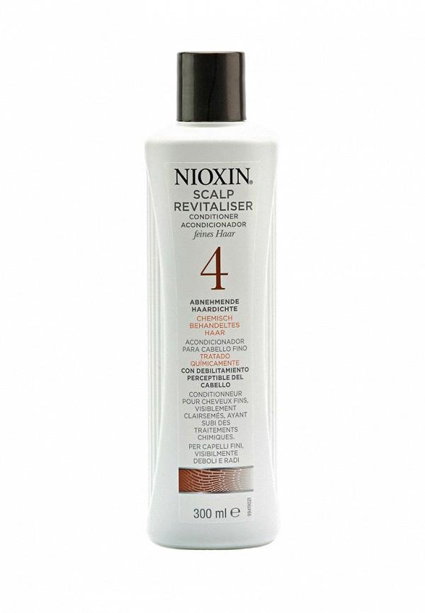 Увлажняющий кондиционер Система 4 Nioxin для редеющих тонких химически обработанных волос 300 мл