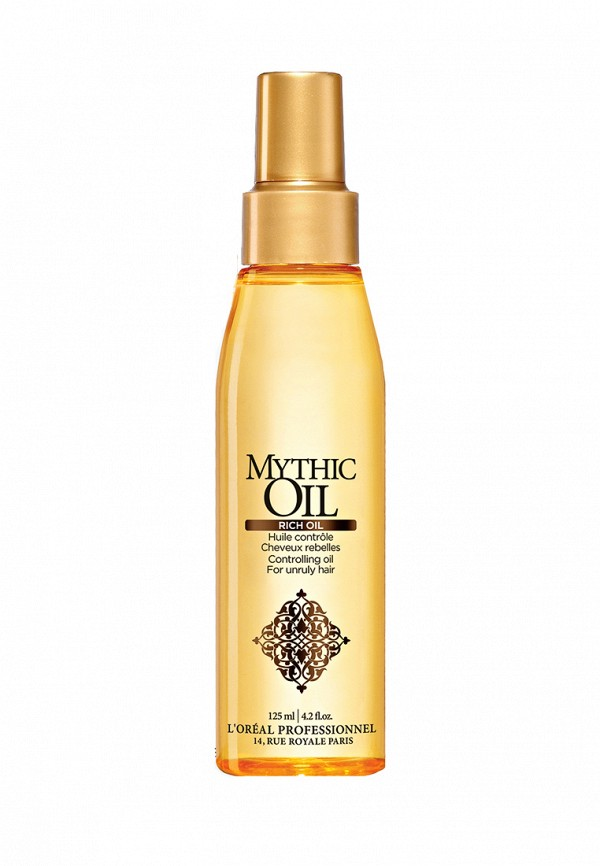 Масло для волос LOreal Professional Mythic Oil 100 мл