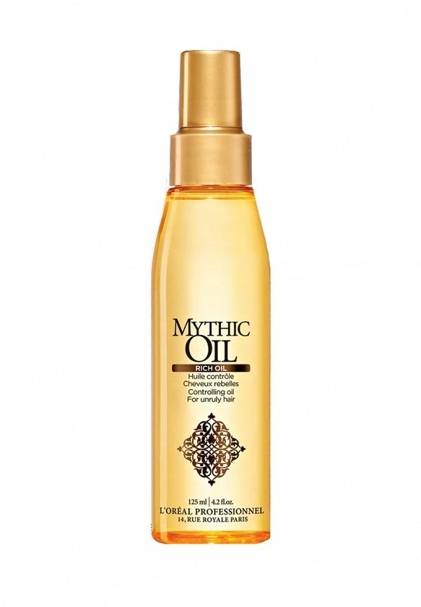Дисциплинирующее масло для непослушных волос LOreal Professional Mythic Oil - Для защиты, блеска и питания волос