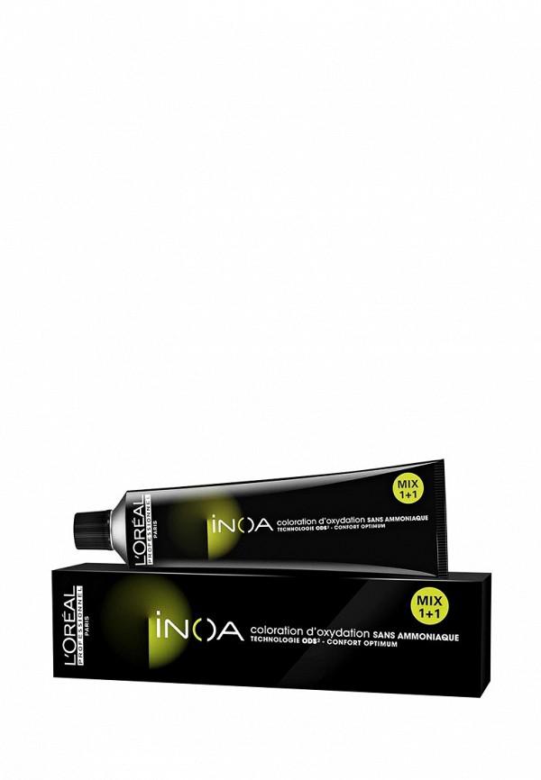 Краска для волос 4.15 LOreal Professional INOA ODS2 - Краска для волос с окислением без аммиака