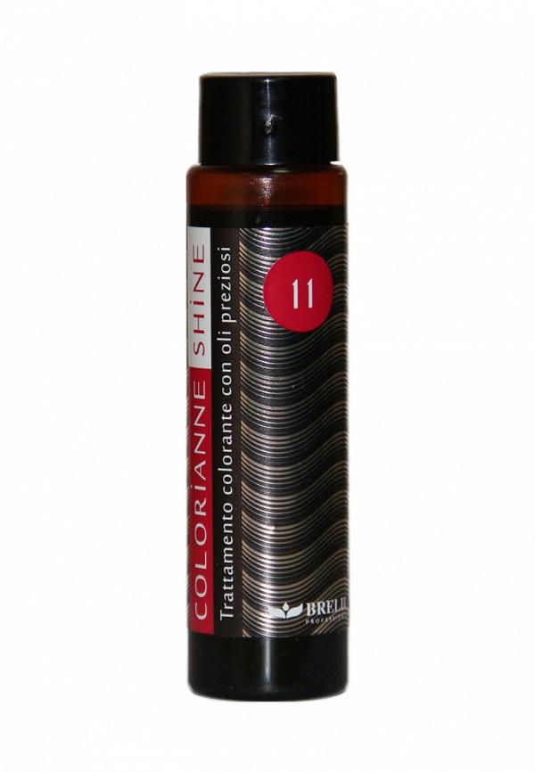 Гель-краска 11 Brelil Professional Colorianne Shine 60 мл