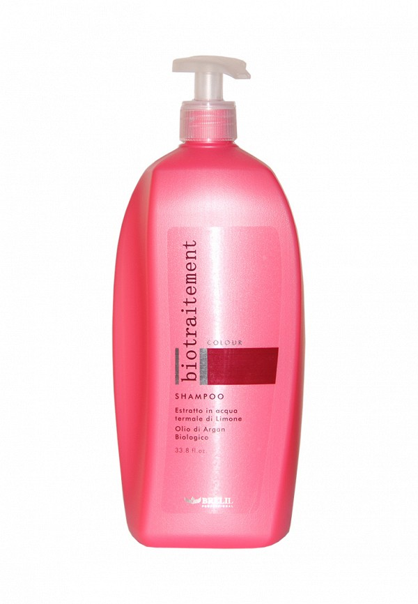 Шампунь для окрашенных волос Brelil Professional Colour - Для окрашенных волос 1000 мл