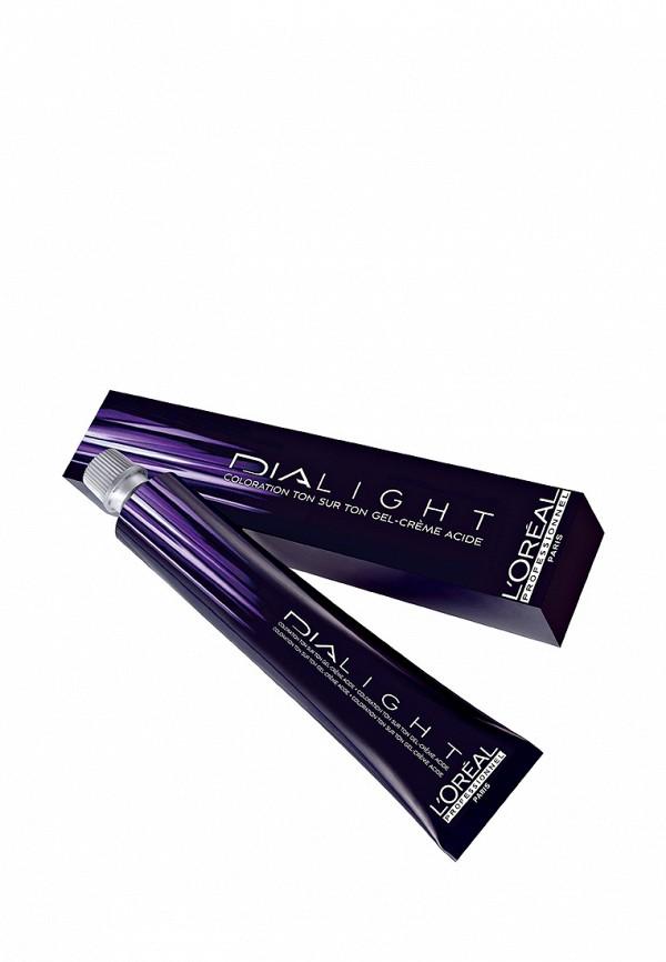 Гель-крем для волос 9.12 LOreal Professional Dia Light - Молочные коктейли с кислым pH для придания оттенка осветленным прядям