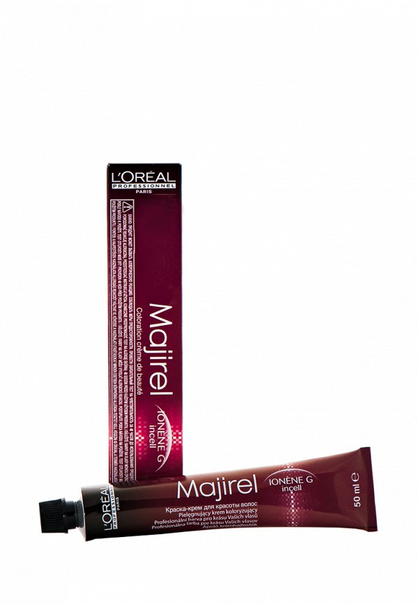Стойкая крем-краска для волос 5.0 LOreal Professional Majirel  Стойкая крем-краска для волос