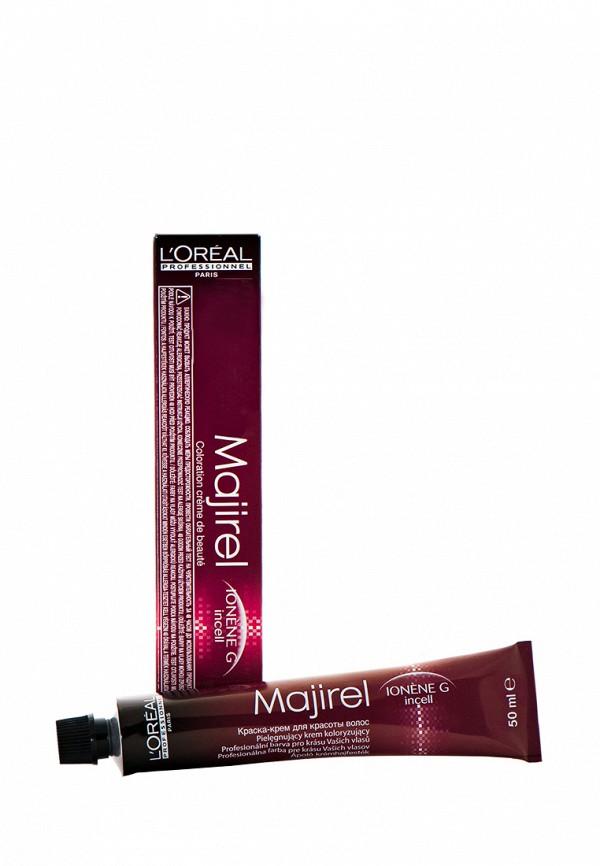 Стойкая крем-краска для волос 5.8 LOreal Professional Majirel  Стойкая крем-краска для волос