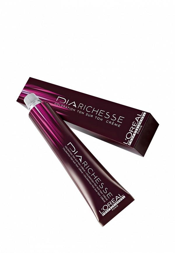 Крем-краска для волос 6.12 LOreal Professional DIA Richesse - Краситель тон в тон на основе кислого pH