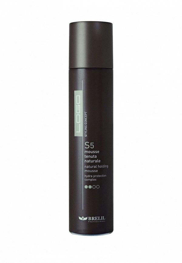 Мусс для укладки волос Brelil Professional Logo Styling  Finish 300 мл