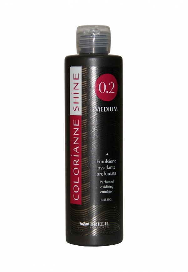 Эмульсия окислительная Brelil Professional Oxilan Perfumed Emulsion 0.2 Medium 250 мл