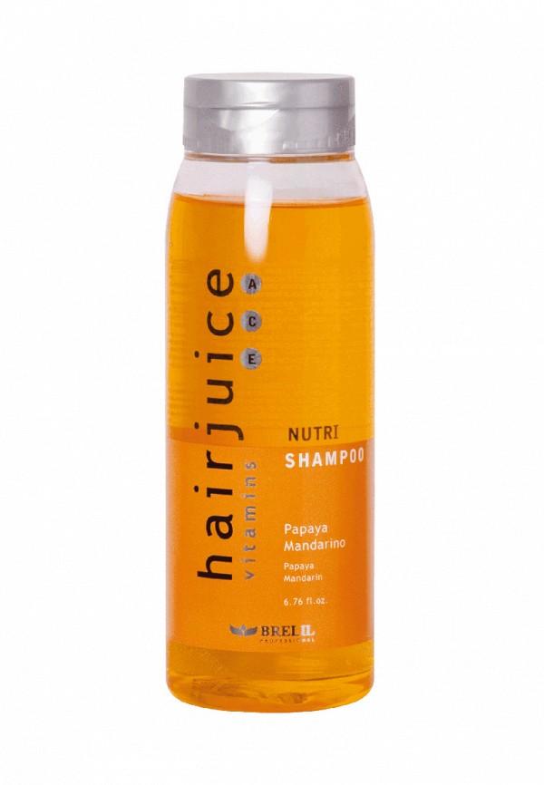 Шампунь питательный для окрашенных волос Brelil Professional