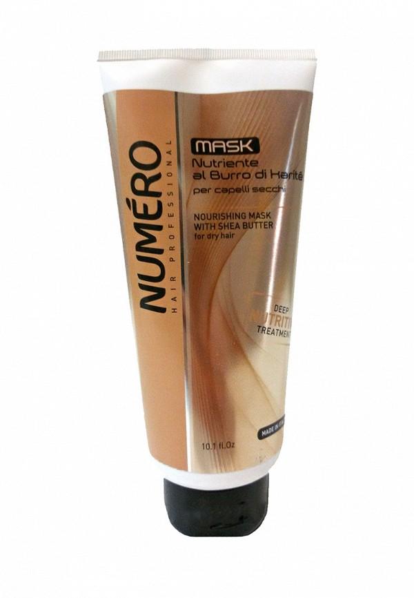 Маска для волос Brelil Professional Numero Shea Butter 300 мл