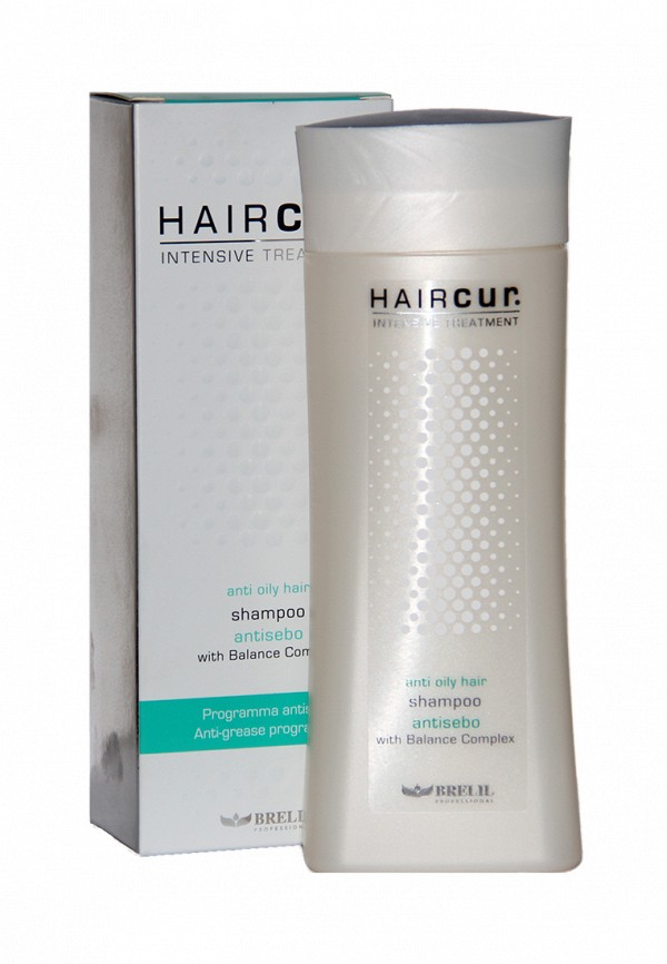 Шампунь Brelil Professional Hair Cur Intensive Treatment 200 мл