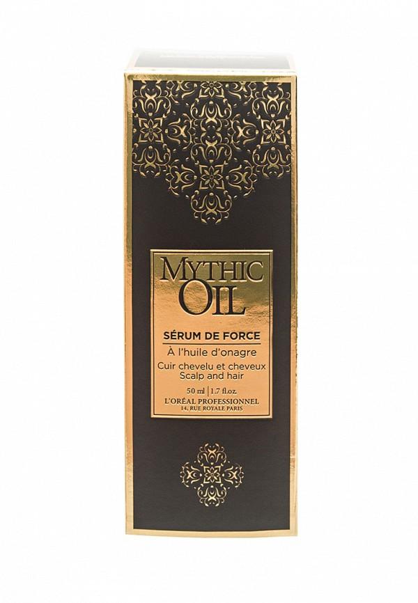 Сыворотка укрепляющая для волос и кожи головы LOreal Professional Mythic Oil 50 мл