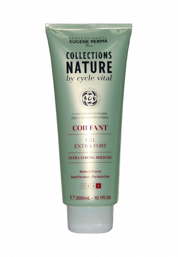 Гель для экстрасильной фиксации волос Eugene perma Cycle Vital Nature 300 мл