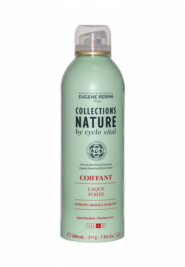 Лак для сильной фиксации волос Eugene perma Cycle Vital Nature