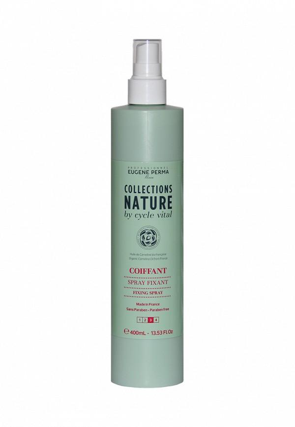 Лак без газа для фиксации волос Eugene perma Cycle Vital Nature 400 мл