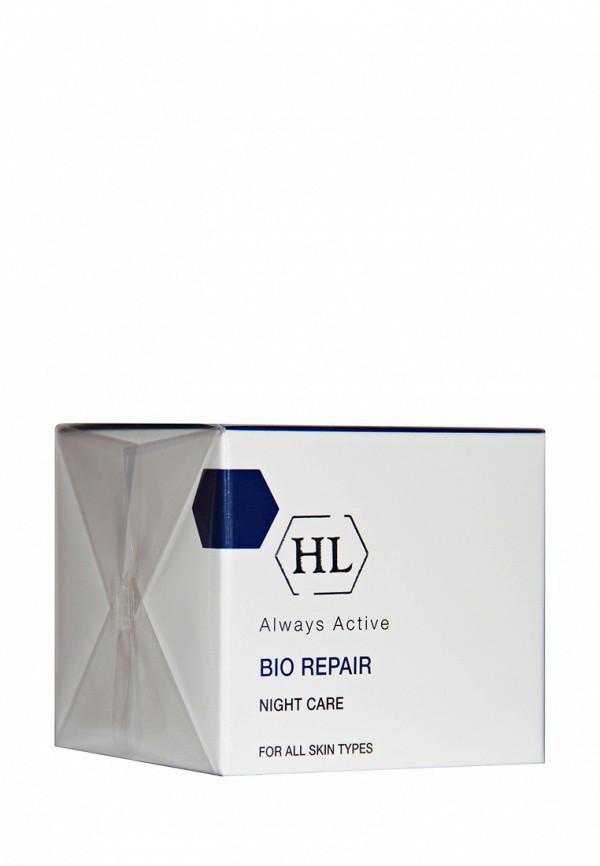 Крем ночной Holy Land Bio Repair - Линия для восстановления поврежденной и склонной к куперозу кожи 50 мл