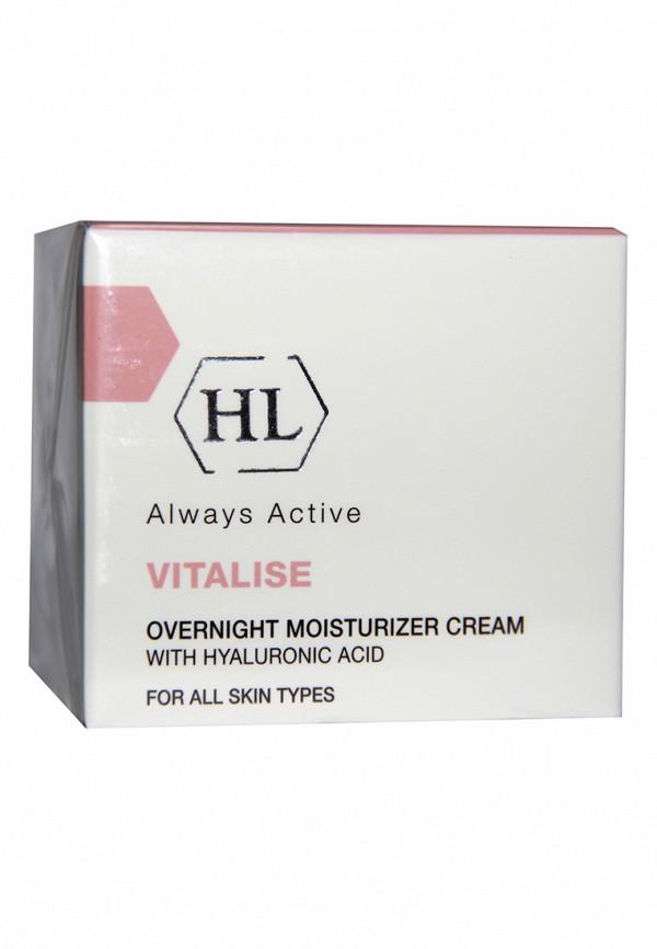 Крем питательный смягчающий Holy Land Vitalise - Уход за кожей лица с гиалуроновой кислотой 50 мл