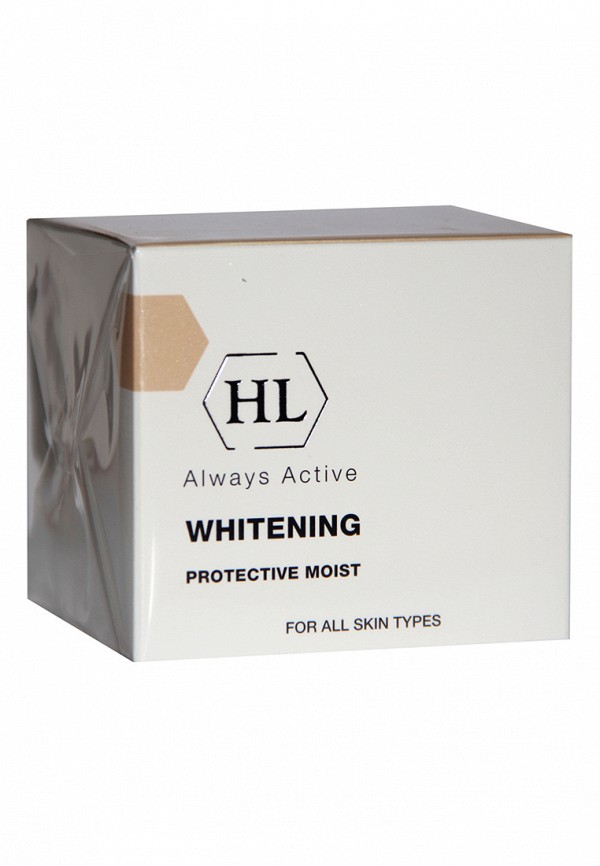 Крем увлажняющий защитный Holy Land Whitening  50 мл