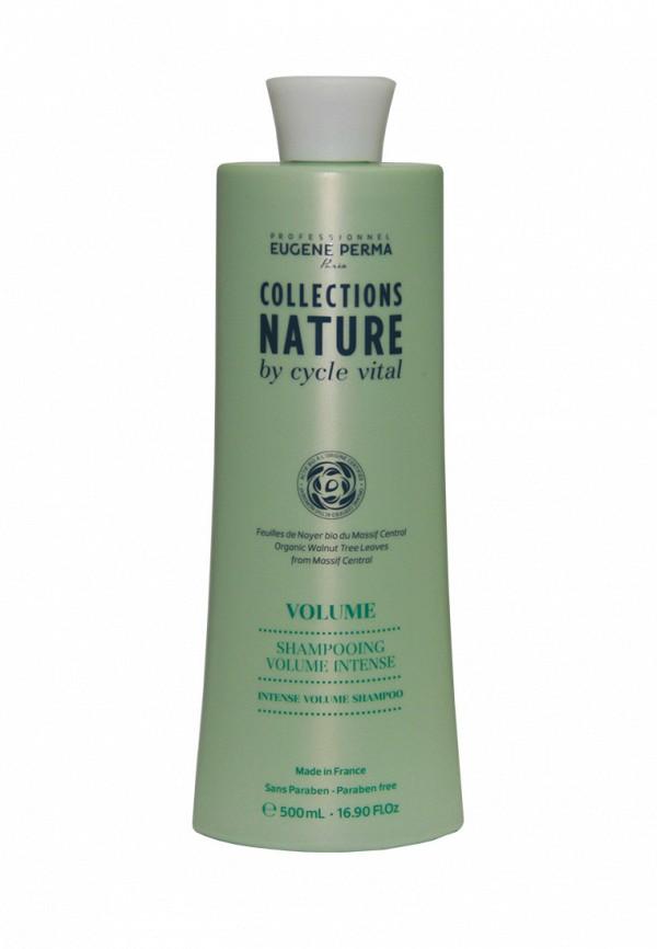 Шампунь для объёма волос Eugene perma Cycle Vital Nature  500 мл