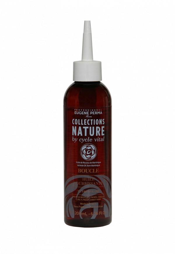 Масло для волос питательное Eugene perma Cycle Vital Nature  200 мл