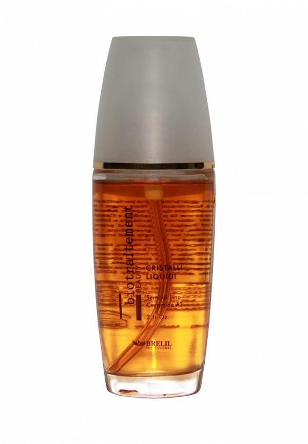 Блеск для волос Жидкие кристаллы Brelil Professional Beauty