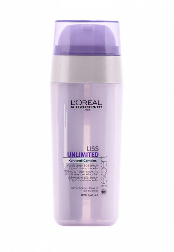 SOS-сыворотка двойного действия LOreal Professional Liss Unlimited  30 мл