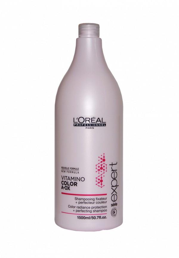 Шампунь-фиксатор цвета LOreal Professional Expert Vitamino Color - Для окрашенных волос 1500 мл