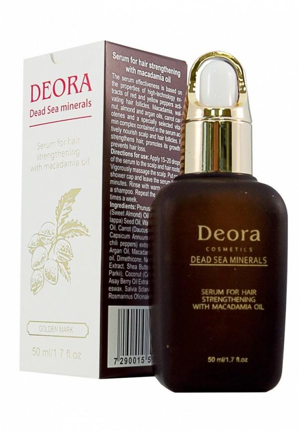 Сыворотка для укрепления волос Deora Cosmetics