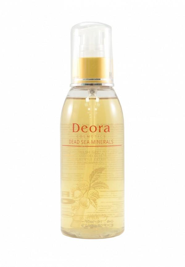 Гель для умывания Deora Cosmetics
