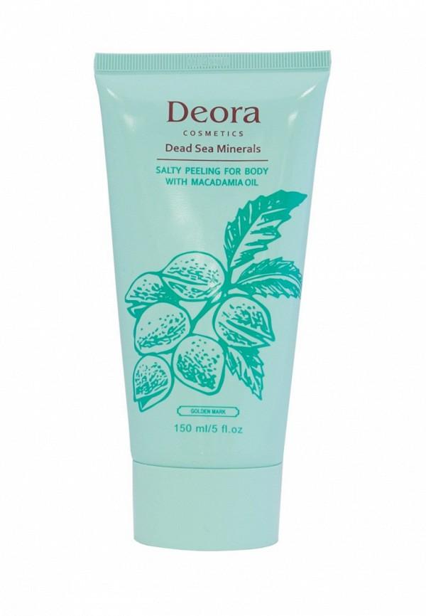 Пилинг солевой для тела Deora Cosmetics