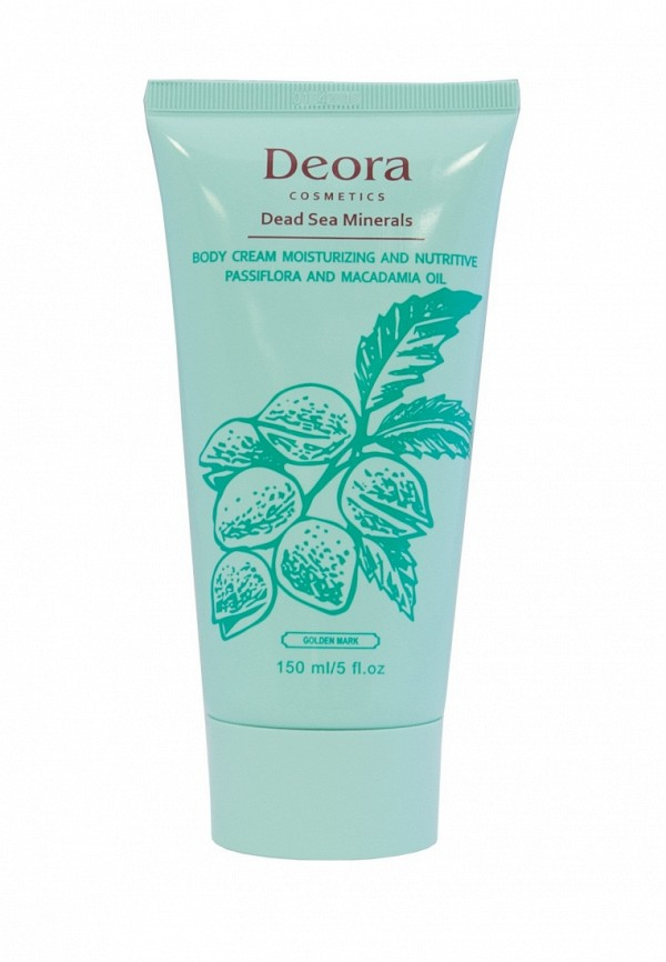 Крем для тела увлажняющий Deora Cosmetics