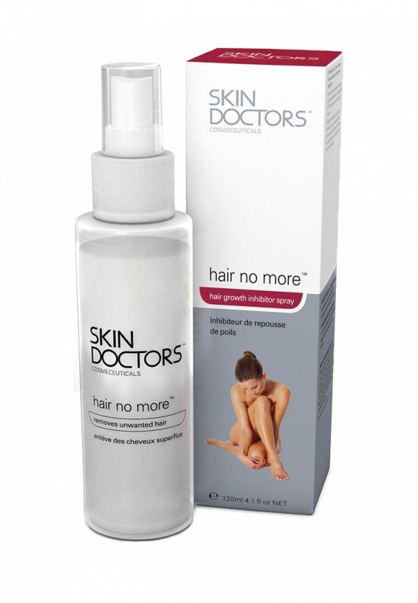 Лосьон-спрей для замедления роста волос Skin Doctors 120 мл
